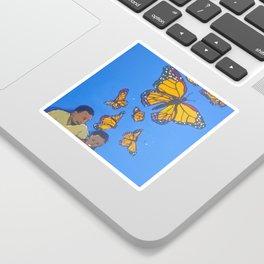 Rebirth Sticker