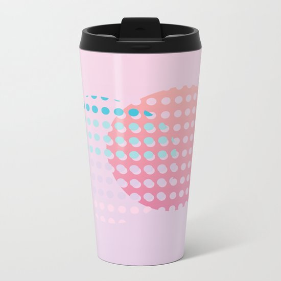 Holographic dream Metal Travel Mug