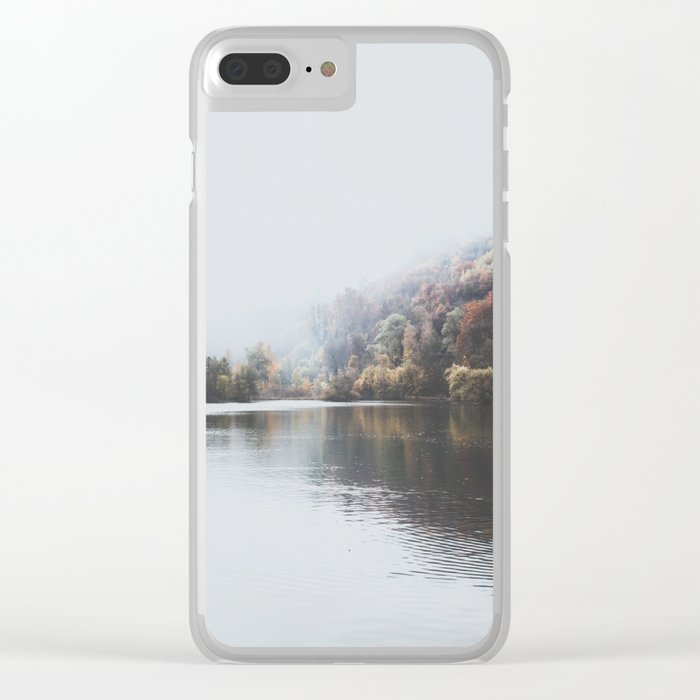 Switzerland I Clear iPhone Case