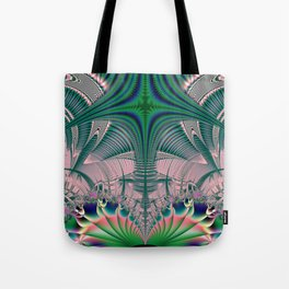 Fractal Abstract 95 Tote Bag