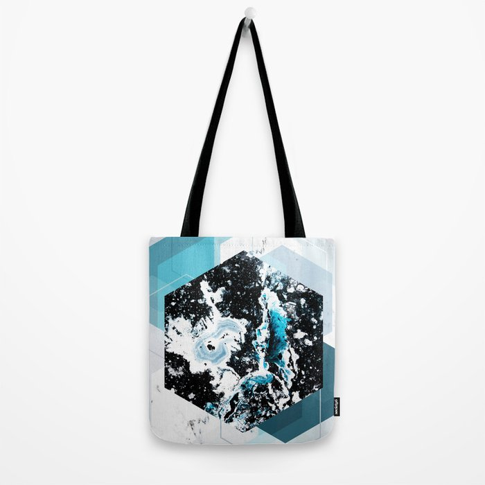 Geometric Textures 4 Tote Bag