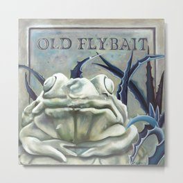 "Disneyland Haunted Mansion inspired ""Old FlyBait""  Metal Print"