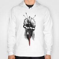 Hoodies featuring Dark Souls by Marcos Raya Delgado