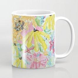 Floral Dreamland Coffee Mug