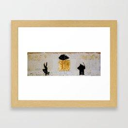 Stay-1 Framed Art Print
