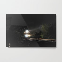 Through the Darkness Metal Print