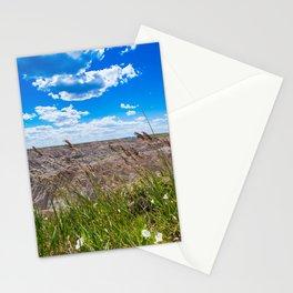 Bad Lands 3 Stationery Cards