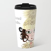 Hanna Metal Travel Mug