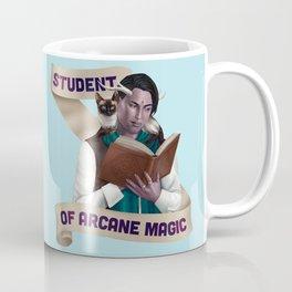 Wizard: Student of Arcane Magic Coffee Mug