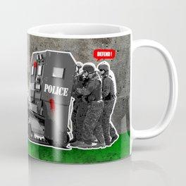 THE CLASH /REZIST SERIES Coffee Mug