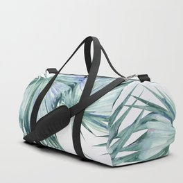 Floating Palm Leaves 2 Duffle Bag