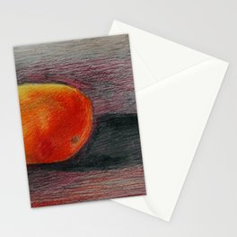 Mango still life painting by Joseph Stella Stationery Cards