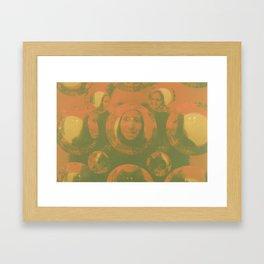 Karen 1 Framed Art Print