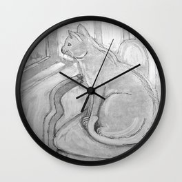What's Out There? Wall Clock