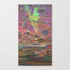Colonized Canvas Print