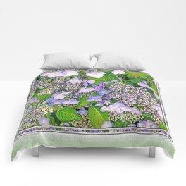 MAGIC LACECAP HYDRANGEA Comforters