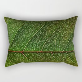 The Leaf Rectangular Pillow