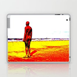 Gormley (Digital Art) Laptop & iPad Skin