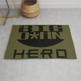Big Damn Hero Rug