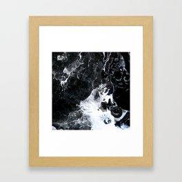 Currents pt. 1 Framed Art Print