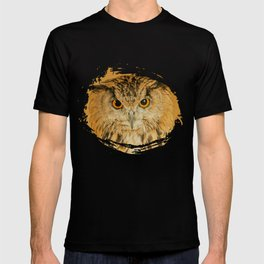 OWL RIGHT ON THE NIGHT T-shirt