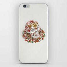 Dvina Skull iPhone & iPod Skin