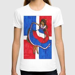 Quisqueyanos Valientes T-shirt