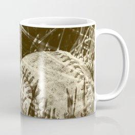 Vintage Baseball Memories 7 Coffee Mug