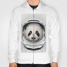 Panda Astro Bear Hoody