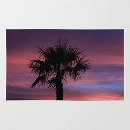 Palm Sunset - 8 Rug