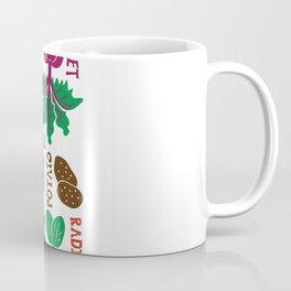 The Roots of All Gardens Coffee Mug