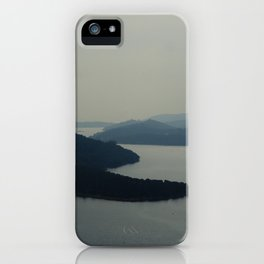 Land and Sea iPhone Case