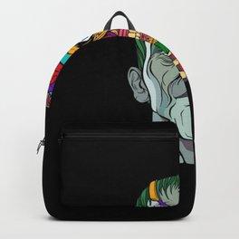 Half half Backpack
