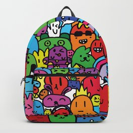 Monster World Backpack