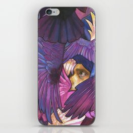 A Murder of Ravens iPhone Skin