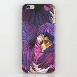 A Murder of Ravens iPhone Skin