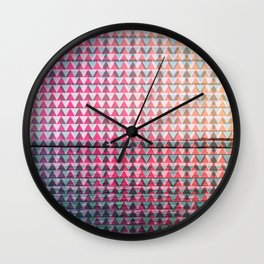 GEO/METRIC Wall Clock