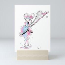 Sweets Magical Girl Mini Art Print
