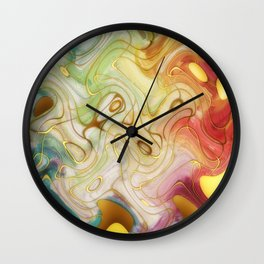 Life in the Fast Lane Wall Clock