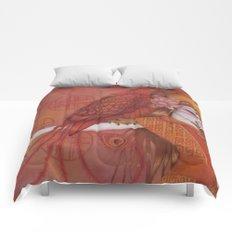 Huo: Vermillion Bird Comforters