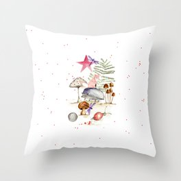 Dear Fall Throw Pillow