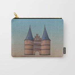 Holstentor Lübeck (FRG) Carry-All Pouch
