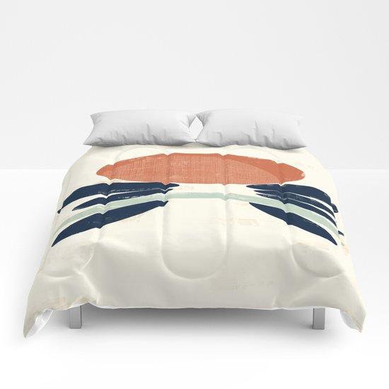 Fluid VIII Comforters
