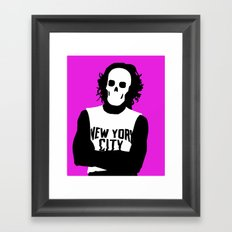 John Man Framed Art Print