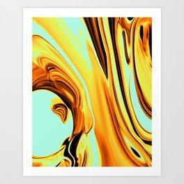 Shenaa Art Print
