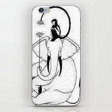 Hathi iPhone & iPod Skin