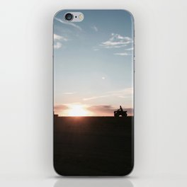 ~Not enough time~ iPhone Skin