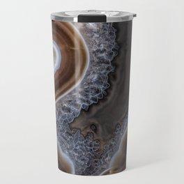 "Agate crystal texture #2 ""more detail"" Travel Mug"