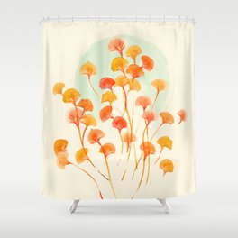 The bloom lasts forever Shower Curtain