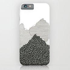 Snow Mountains Slim Case iPhone 6s